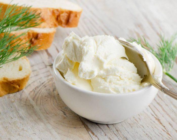 Творожно сливочный сыр в домашних условиях из 833