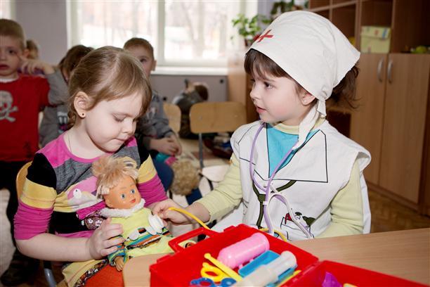 Часто ли ваш ребенок болеет в детсаду? - Страница