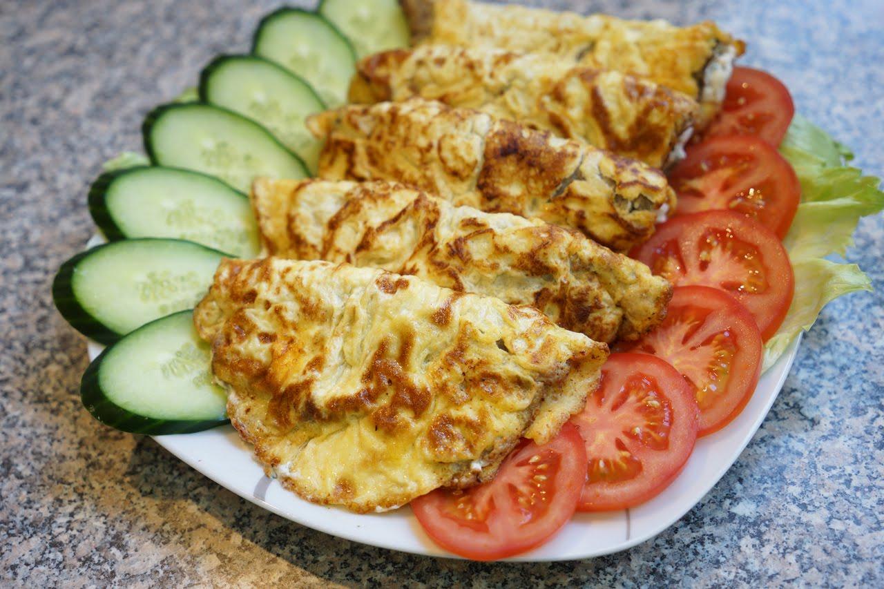 Бризоль из куриного филе рецепт пошагово