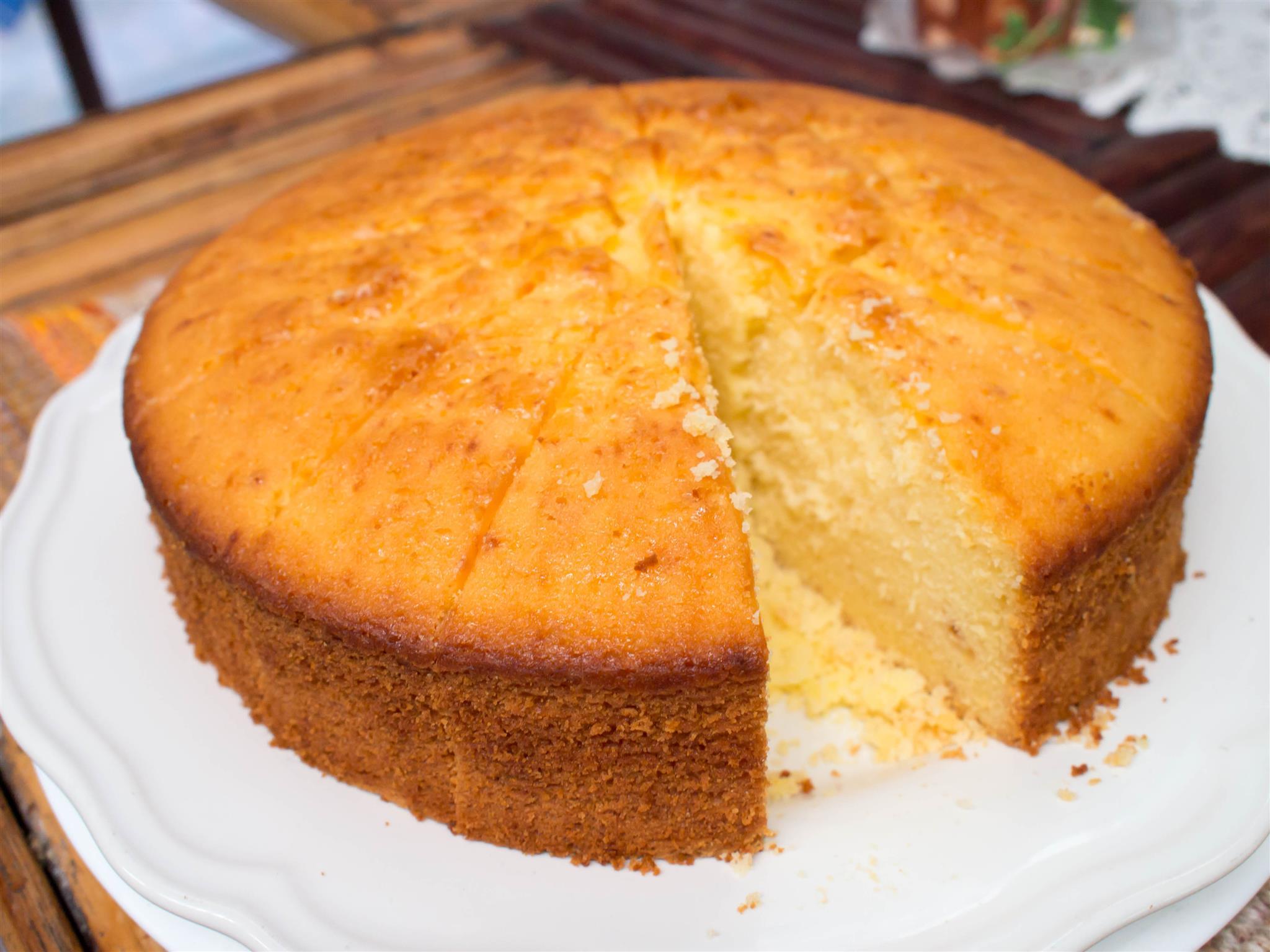 Вкусный и пышный бисквит рецепт пошагово в